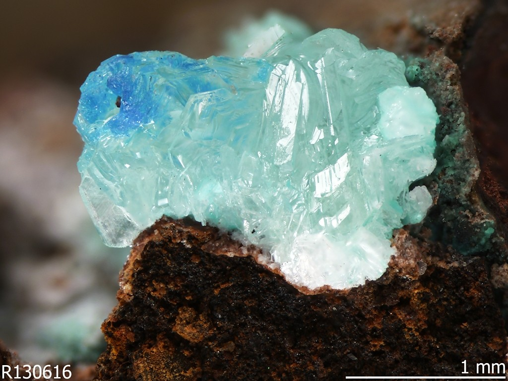 Human activity created 208 new mineral species Simonkolleite