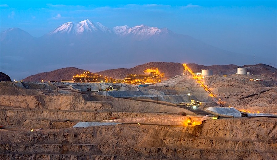 Freeport's Cerro Verde copper mine in Peru hit by strike