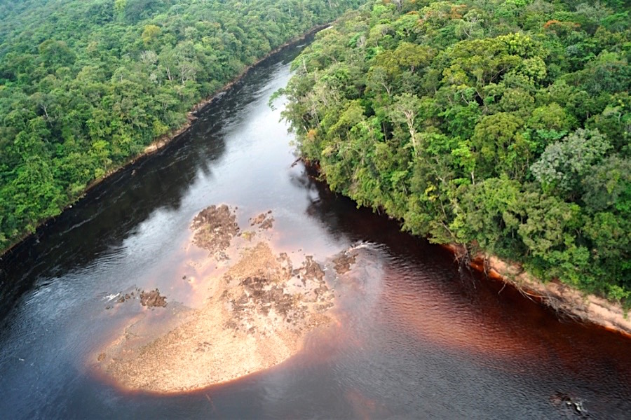 Illegal Gold Mining Venezuela Causing S Malaria Gang Fights And Deforestation