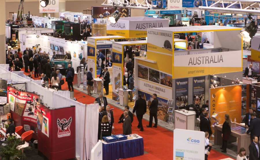 Mining industry leaders meet again at PDAC 2017