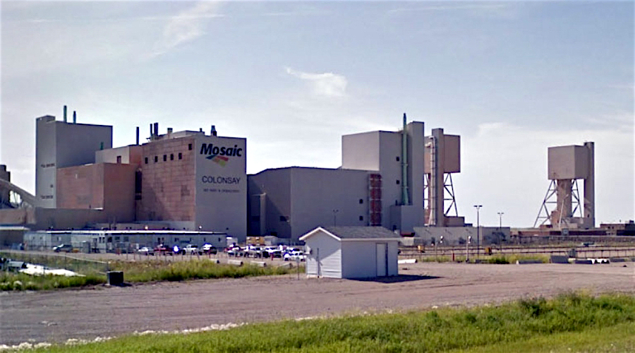 Mosaic to pay hefty fine over accident at its Colonsay potash mine