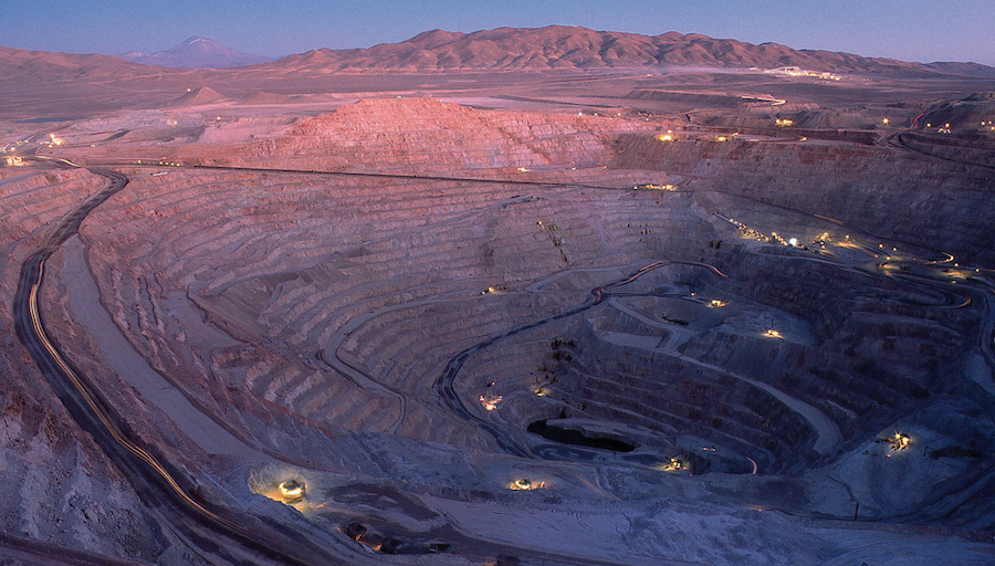 Escondida sees output fall, Codelco boosts production