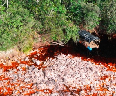 Illegal gold mining Venezuela causing deaths, malaria, gang fights and deforestation
