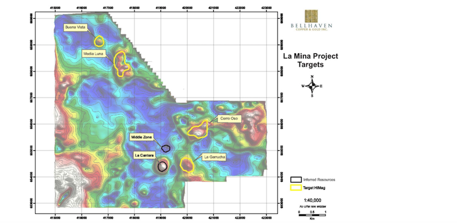 GoldMining's acquisition of La Mina to create massive gold-copper portfolio in Colombia