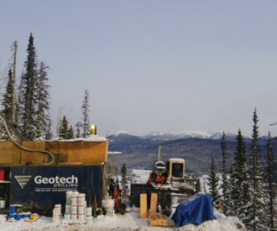 Barkerville shares up 20% after spectacular discovery