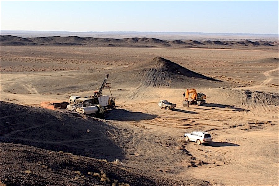 Erdene Resource to begin production at flagship project in Mongolia by 2018
