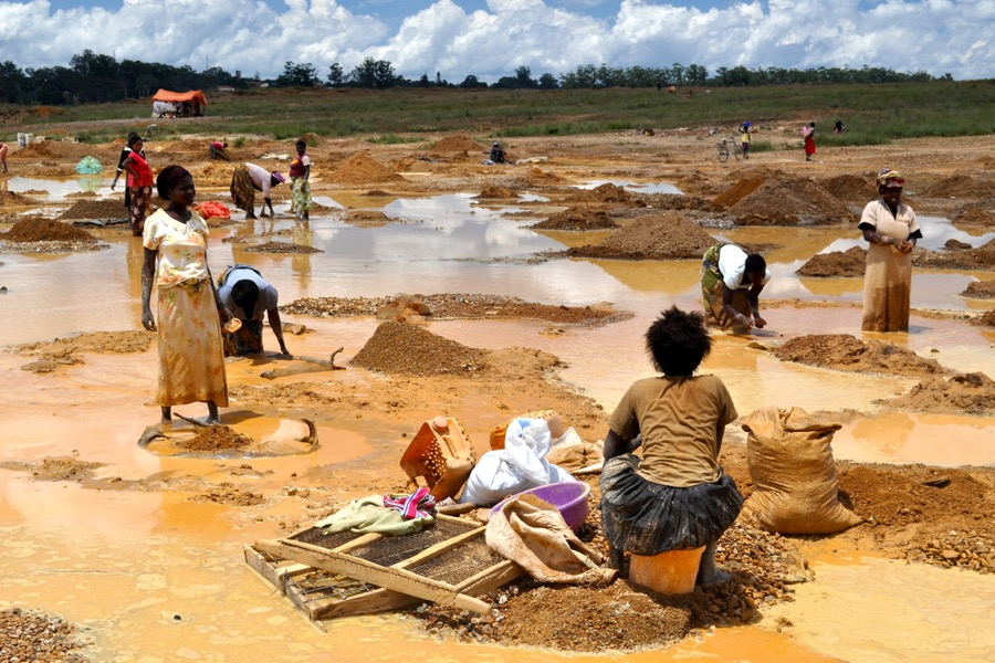 EU toughens up rules on imports of conflict minerals