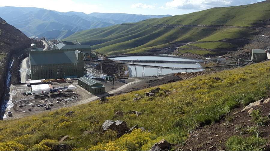 Firestone Diamonds almost done with ramp-up at flagship mine in Lesotho