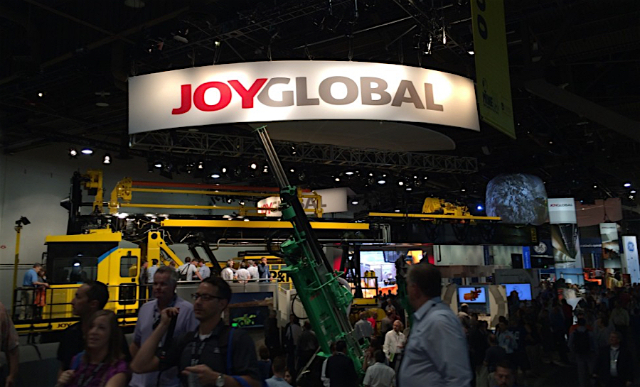 Joy Global becomes Komatsu Mining