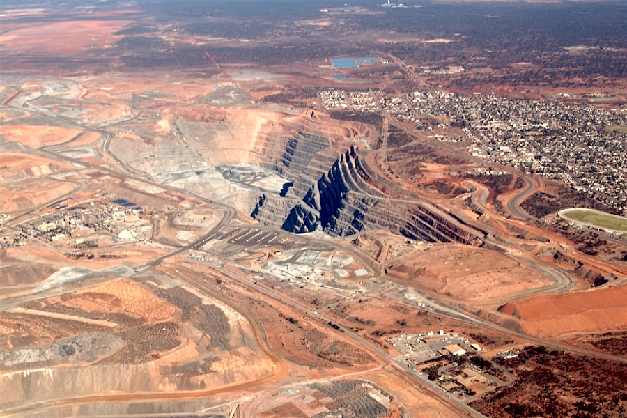 Minjar Gold attempt to grab Barrick's stake in Super Pit falls through