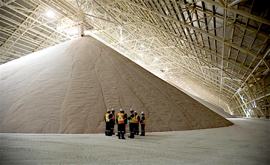 Potash Corp says expected sector recovery has begun