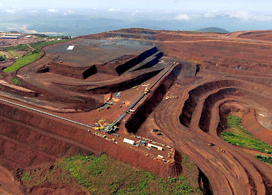 Vale's first quarter profit lower than expected as rains hurt iron ore output