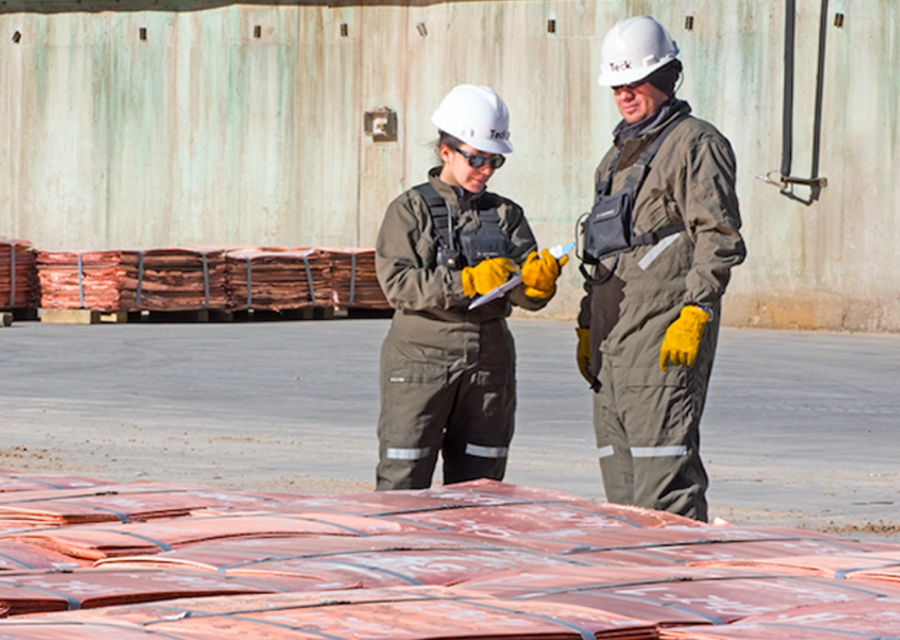 Teck dam deal brings giant Chile copper project in focus
