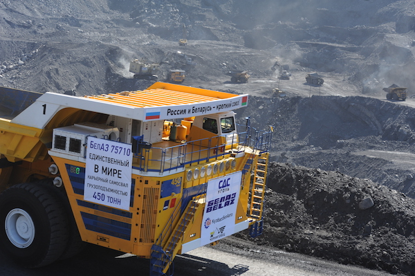 global mining truck market Mg currie: fleet economist with experience at pricewaterhousecoopers global mining group, caterpillar and komatsu francis bartley, who says that such a truck costs us$3 million and that the worldwide market for these trucks doesn't exceed 75 units per year.