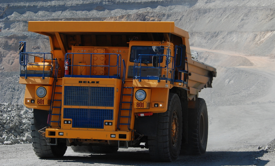 BELAZ hoping to make inroads into North American mining