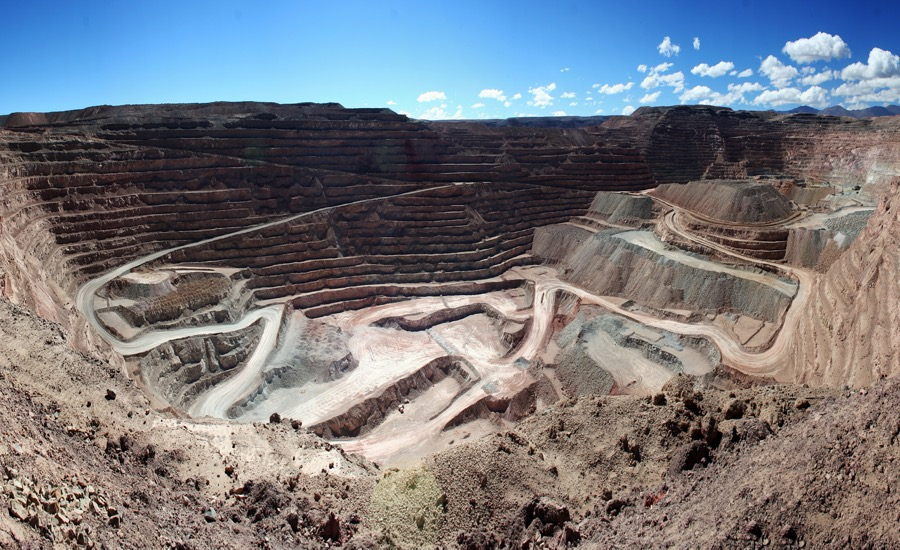 BHP Billiton puts Cerro Colorado copper mine in Chile on the block