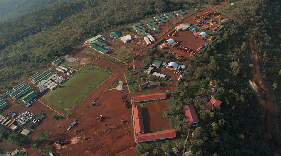 Chinalco wants to be sole owner of world's largest iron ore deposit