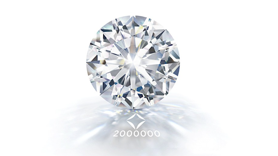 De Beers' Forevermark brand marks milestone by inscribing 2 millionth diamond