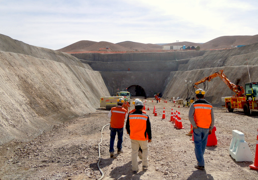 Low copper prices force Codelco to revise underground expansion of Chuquicamata