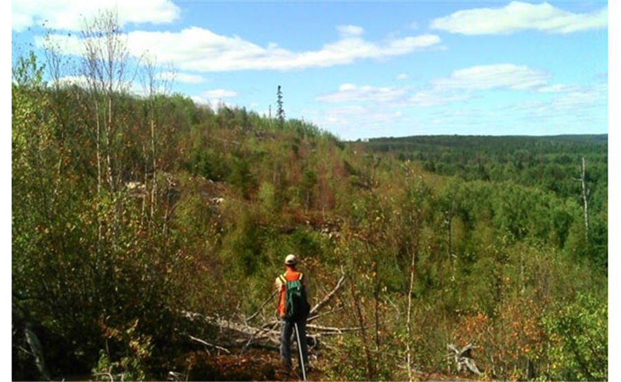 Quebec explorer raises 4M, October Gold project; prospectingl