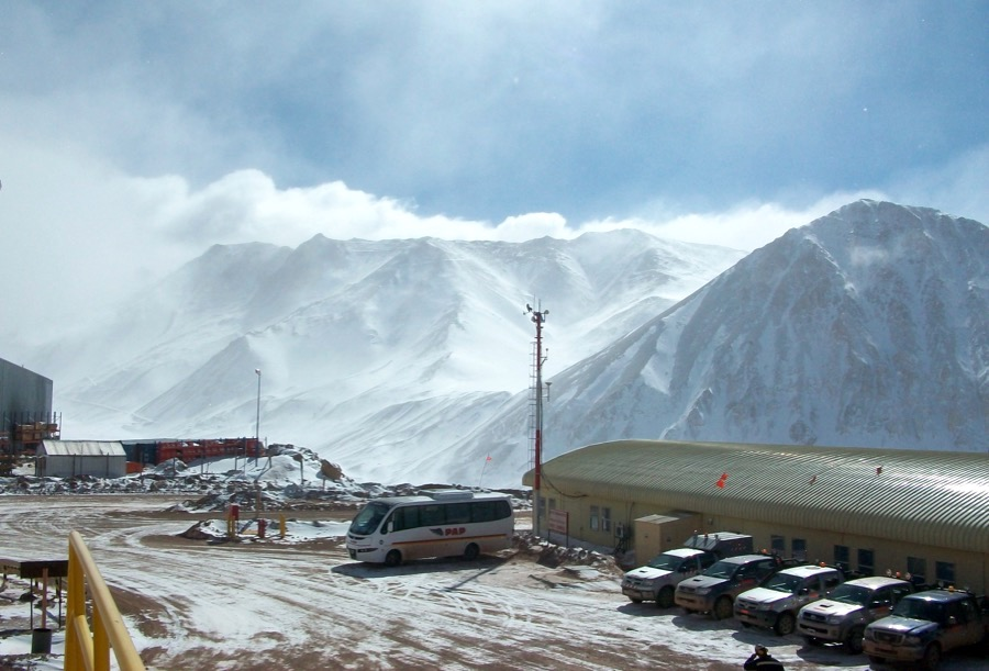 Argentina lifts restrictions on cyanide use at Barrick's Veladero mine