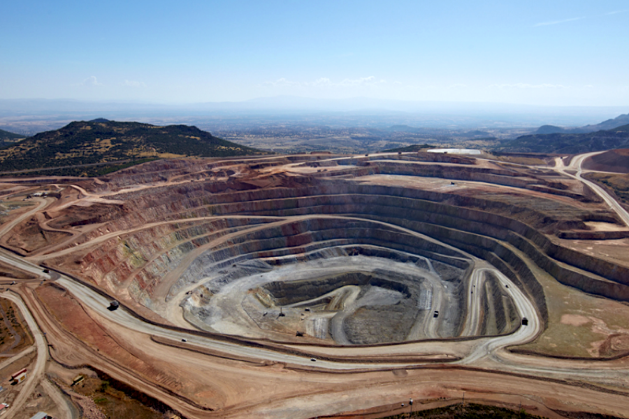 Eldorado Gold risks missing 2017 guidance over issues with Turkish mine