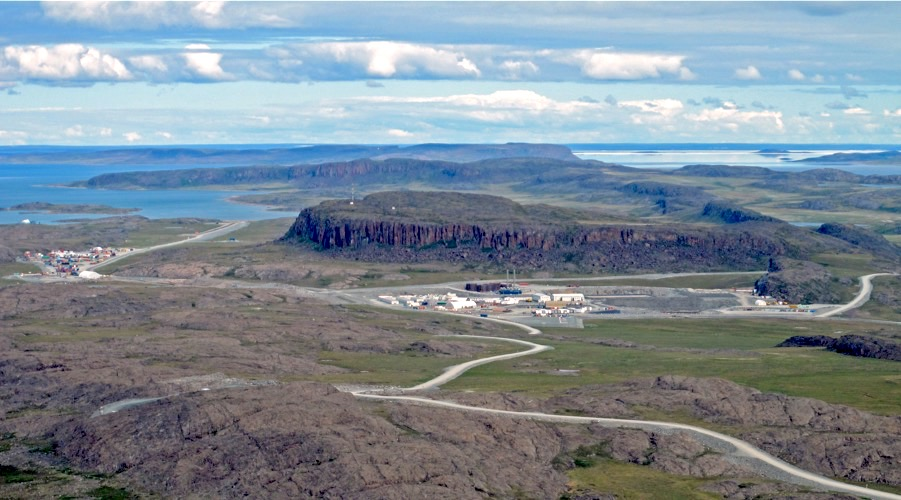 Nunavut's second gold mine kicks off commercial production