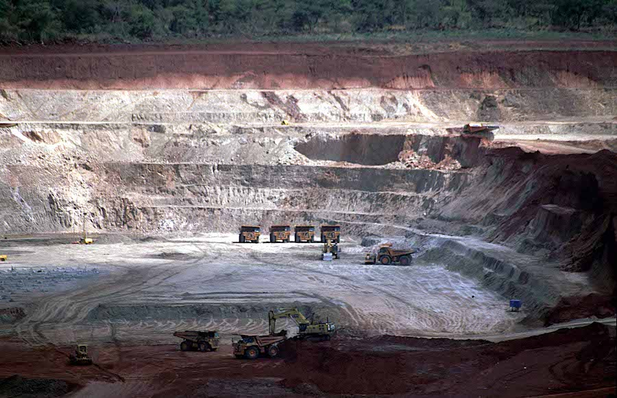 AngloGold taking Tanzania to UN court over country's new mining law