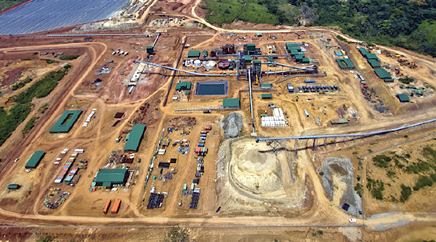 Banro agrees sale of Namoya mine in Congo