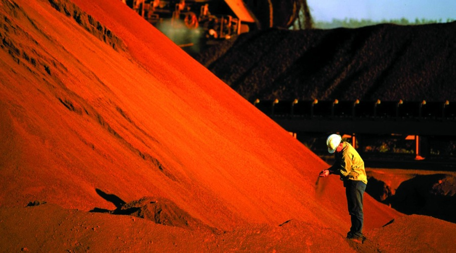 Iron ore price back above $200 on hopes of output curb easing in China
