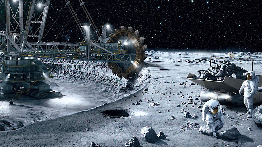 Luxembourg shoots for the stars with fresh space mining deal