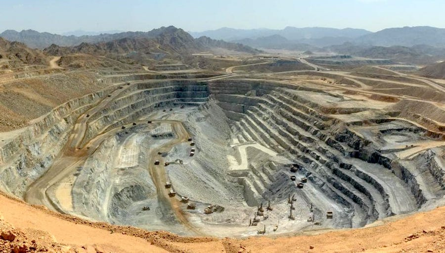 Egypt awards gold mining tender to four companies