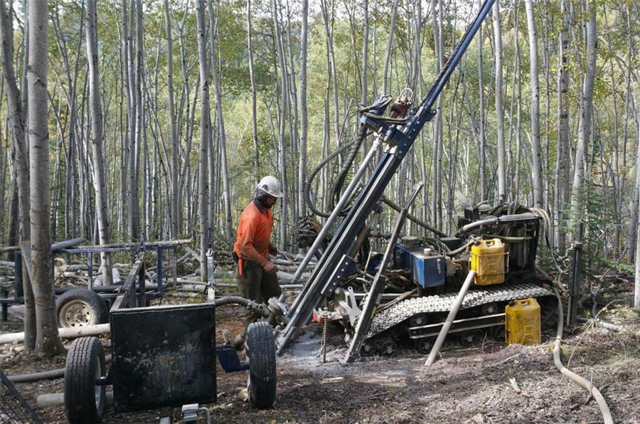 Comstock provides dual upsde for Canadian gold discover - Pulling rod