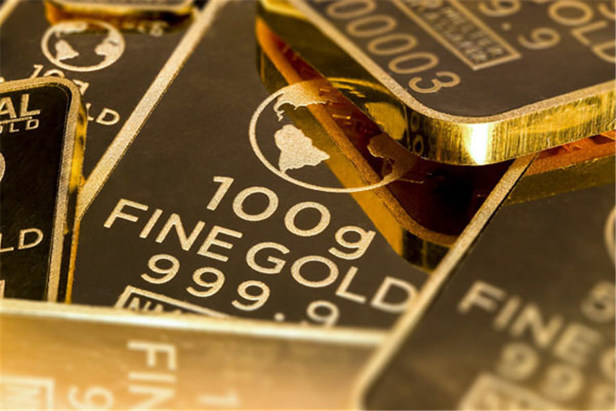 Surprise! Gold prices have beaten the market so far this century - bullion photo