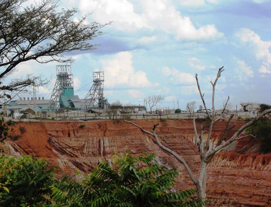Zambia is done for now with taking over mining companies