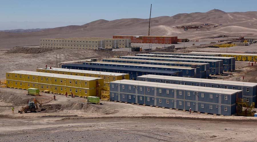 Antofagasta opening exploration office in Peru by year-end