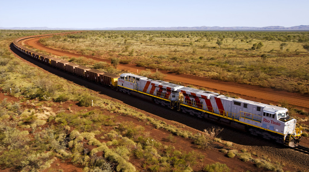 Rio opens 16th Pilbara iron ore mine