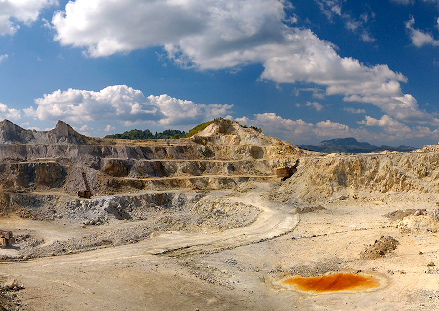 Romania wants former mining city of Rosia Montana to be pulled from UNESCO list