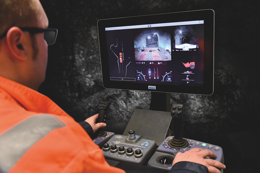 Sandvik adds new intelligent solution to its industry-leading AutoMineTM  portfolio
