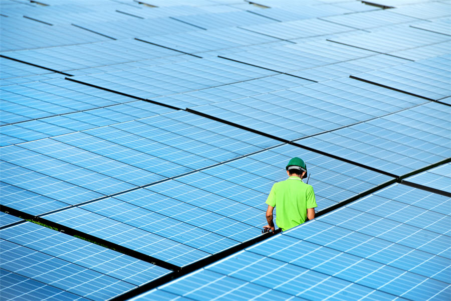 Trump's solar tariff confusion creastes an opportunity - solar panel photo