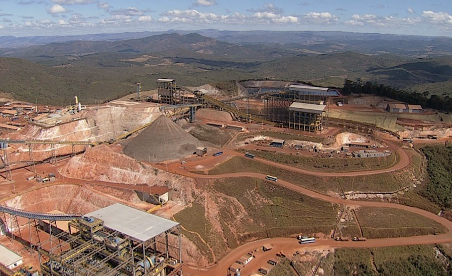 Anglo's plans to further expand vast iron ore mine in Brazil hits roadblock