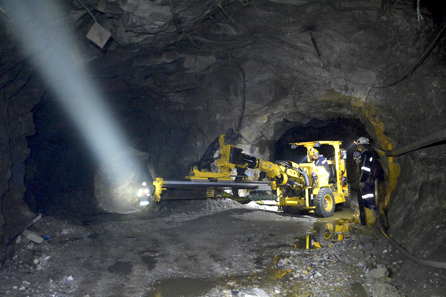 Canada's Gran Colombia Gold resumes operations at strike-hit Segovia mine