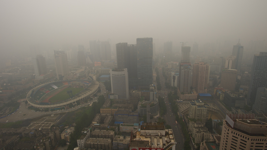 China to revoke over 1,000 iron ore mining licences amid pollution crackdown
