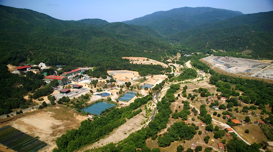 Eldorado Gold to halt all operations in Greece