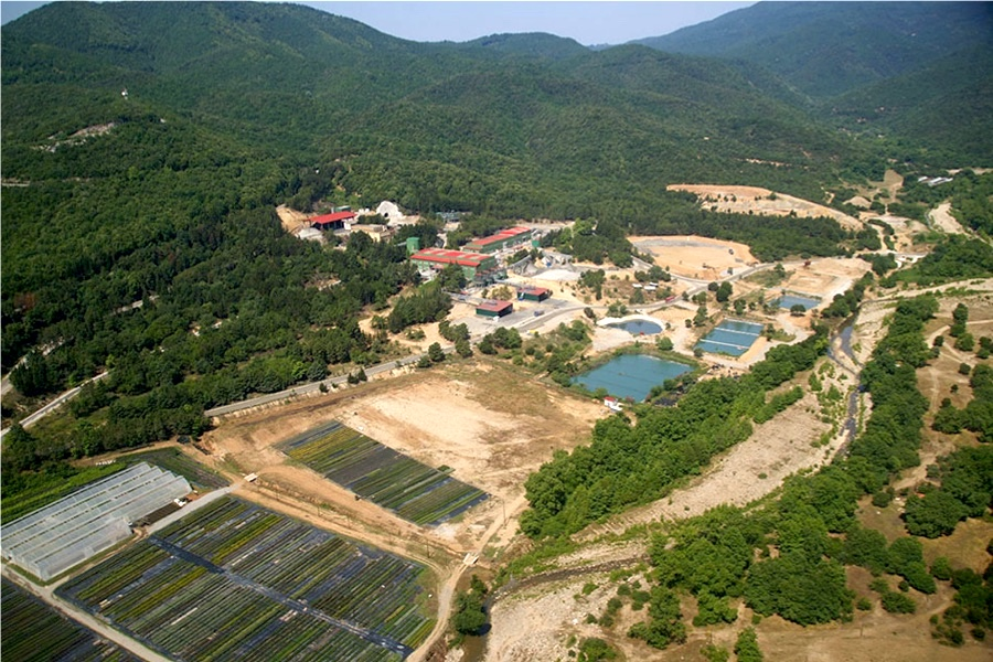 Eldorado Gold sees output jump by 40% in first quarter