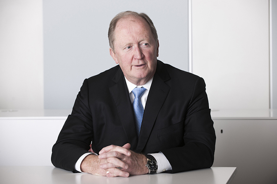 Rio Tinto's chief financial officer Chris Lynch to retire in 2018