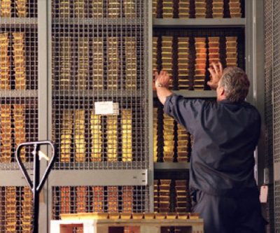This could be a no-brainer gold buying opportunity - vault