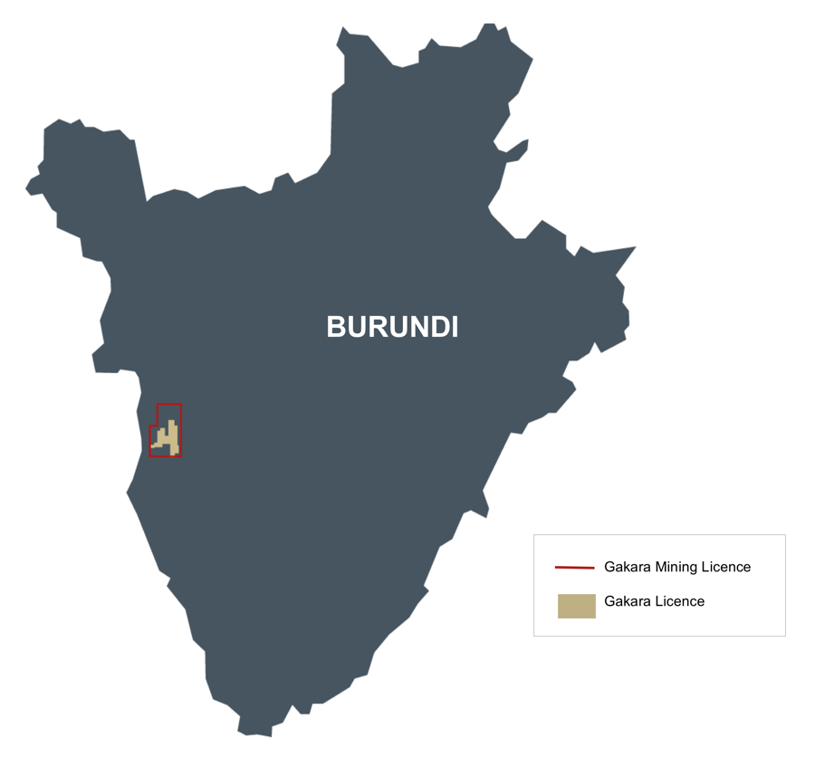 Rainbow Rare Earths closer than ever to kick off production in Burundi