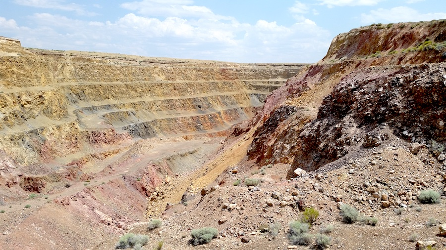 Key permit granted to McEwen's Gold Bar project in Nevada