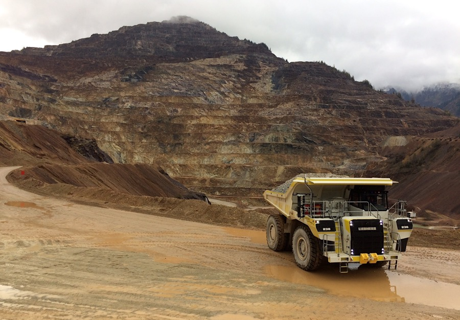 Liebherr to expand presence in America's mining sector